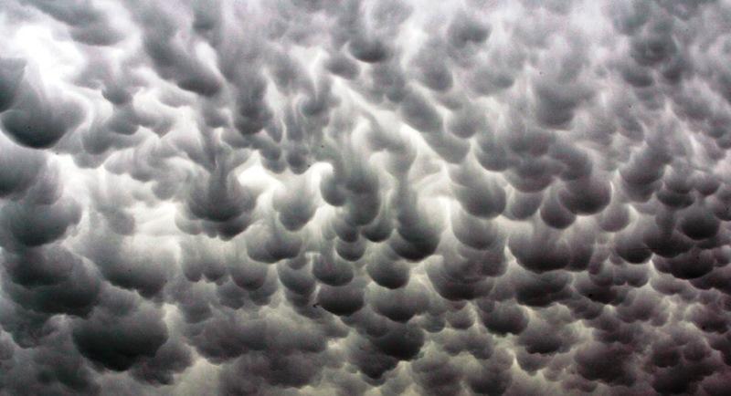 Облака сумчатой формы Мамматус
