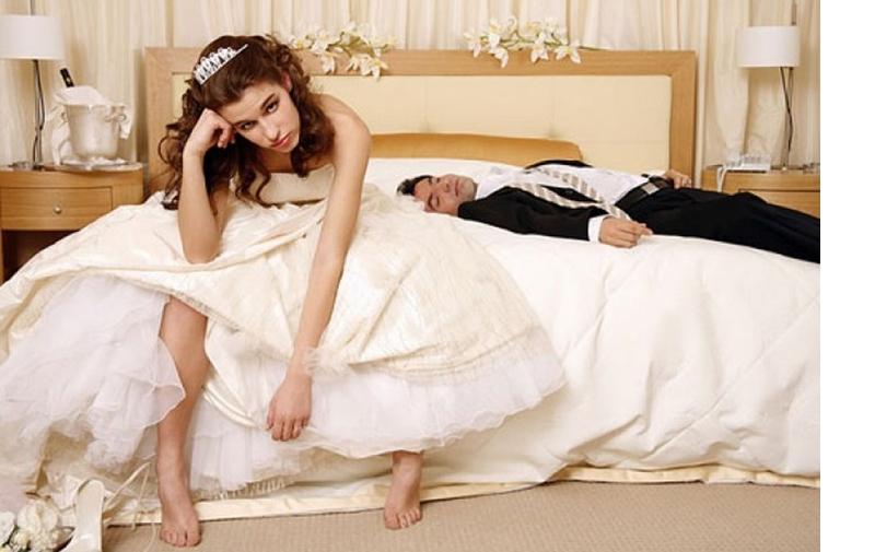 Трудности подготовки к свадьбе