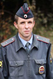 Сергей Макаров сотрудник отдела МВД