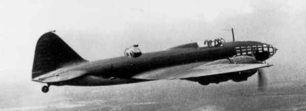Самолет Николая Гастелло