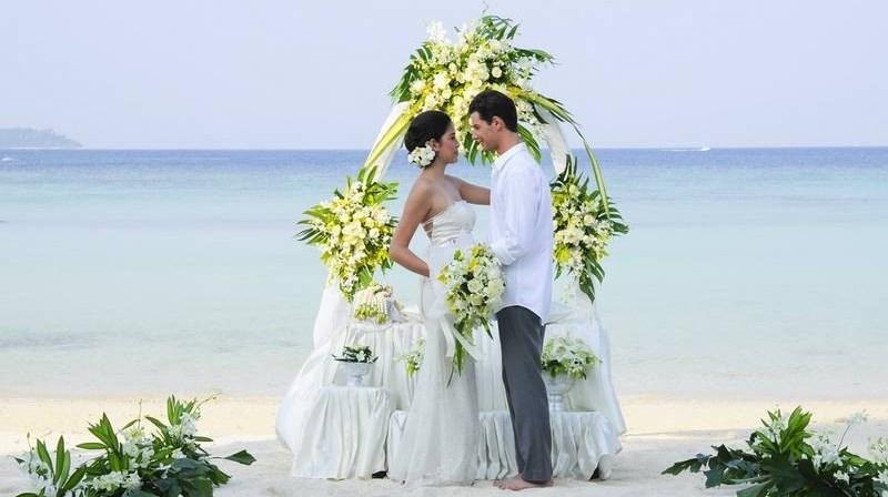 Свадебная церемония в Маврикии