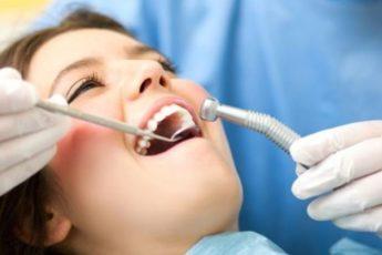 Плановый осмотр у дантиста