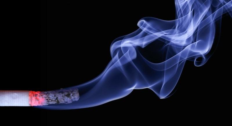 Дым сигареты