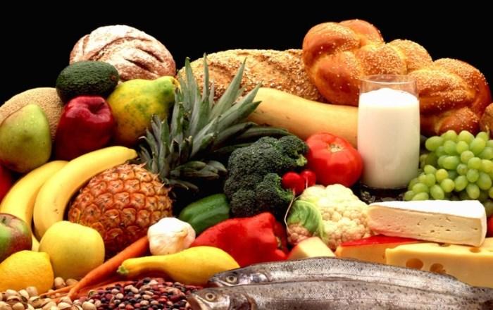 Фотография здорового питания