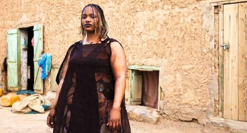 Невестой перед свадьбой в Мавритании