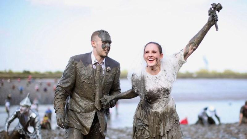 Свадба в шотландии