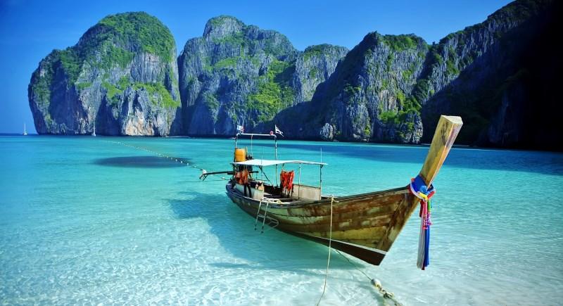 Красивый пейзаж Тайланда