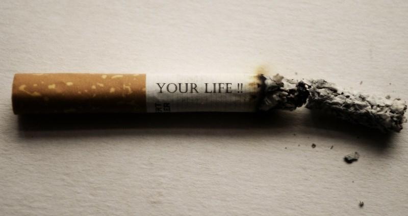 Стоит бросить курить